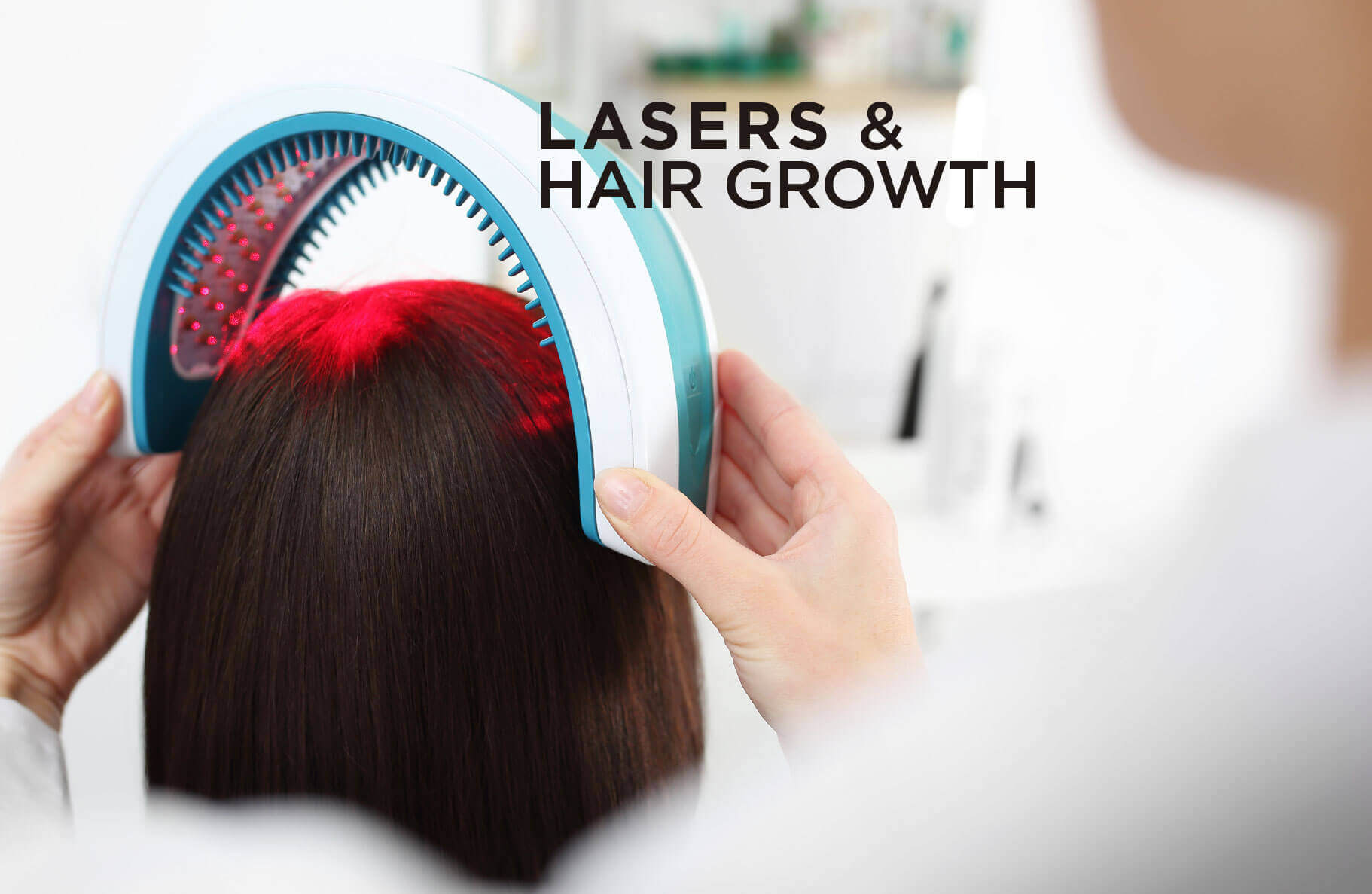 Laser Light Treatment For Hair